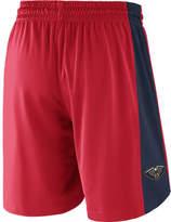 Nike Men's New Orleans Pelicans NBA Practice Shorts