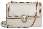 Luana Italy Gianna Leather Shoulder Bag