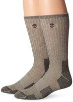 Timberland Men's 2 Pack Heavy Weight Wool Hiker Sock