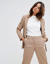 Asos Clean Blazer with Piping Detail