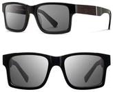 Shwood 'Haystack' 52mm Wood Sunglasses