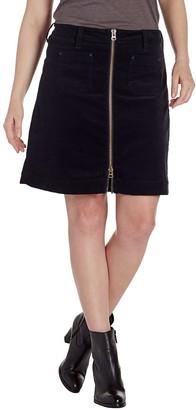 Jag Jeans Women's McCamey Zip Front Skirt