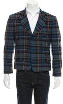 Yohji Yamamoto Wool Two-Button Blazer