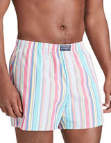 Ralph Lauren Striped Cotton Shorts