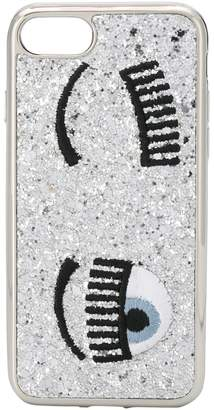 Chiara Ferragni Kids flirting eyes iPhone 7/8 case