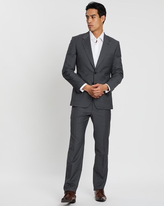 Gieves And Hawkes Wool Super 100 Suit