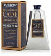 L'Occitane NEW Cade For Men After Shave Balm 75ml Mens Skin Care