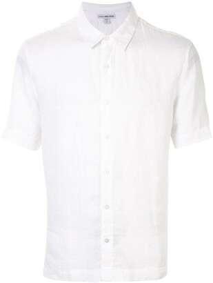 James Perse Washed Linen Shirt