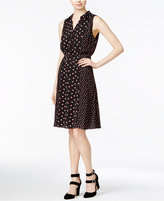 Maison Jules Printed Shirtdress, Only at Macy's