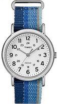Timex Weekender | Blue Strap | Casual Watch TW2R10200