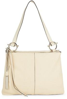 Vince Camuto Jasmine Leather Shoulder Bag