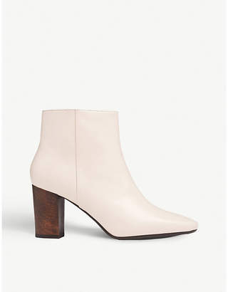 LK Bennett Sira leather ankle boots