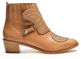Sophia Webster Karina leather ankle boots