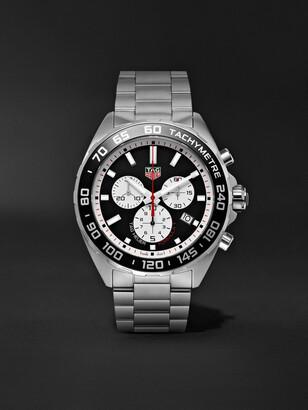 Tag Heuer Formula 1 Quartz Chronograph 43mm Stainless Steel Watch, Ref. No. Caz101e.ba0842