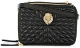 Roberto Cavalli quilted crossbody bag