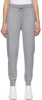 Chloé Grey Cashmere Lounge Pants
