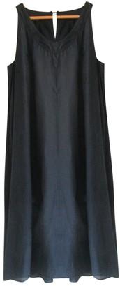 Calypso St. Barth Blue Cotton Dress for Women