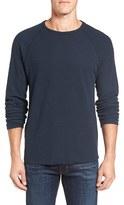 Billy Reid Men's Waffle Knit Thermal T-Shirt