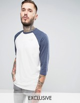 The North Face 3/4 Raglan Sleeve T-Shirt Exclusive
