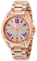 Michael Kors MK6321 Rose Gold Stainless Steel Rose Gold Dial Quartz 38mm Women