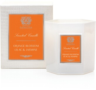 Antica Farmacista Orange Blossom, Lilac and Jasmine Hexagonal Candle