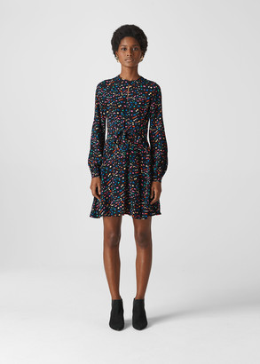 Pearl Fiesta Print Dress