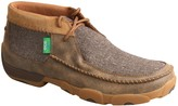 Twisted X Men's Lace-Up Chukka Driving Moccasins