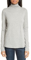 Theory Women's Cotton & Cashmere Turtleneck