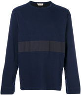 Marni stripe insert sweater