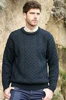 West End Crew Neck Sweater Blackwatch