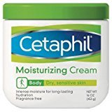 Cetaphil Fragrance Free Moisturizing Cream, 16-Ounce Jars (Pack of 1)