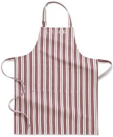 Williams-Sonoma Williams Sonoma Stripe Adult Apron, Claret Red