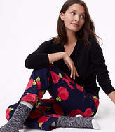 LOFT Blossom Pajama Pants