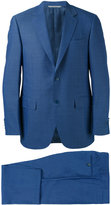 Canali two piece suit - men - Cupro/Wool - 52