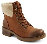 Mossimo Women's Dez Sherpa Cuff Boots