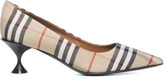Burberry Vintage Check Pumps