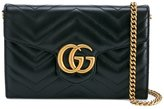 Gucci GG Marmont matelassé shoulder bag - women - Leather/Suede/metal - One Size