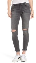 DL1961 Women's Margaux Ripped Ankle Skinny Jeans