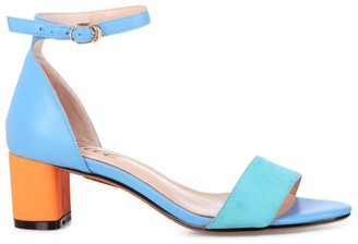 Yull Shoes Scarborough Blue Lagoon