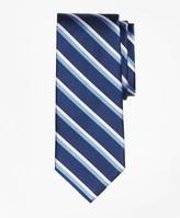 Brooks Brothers Exploded Herringbone Stripe Tie