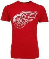 '47 Men's Short-Sleeve Detroit Red Wings Scrum Logo T-Shirt