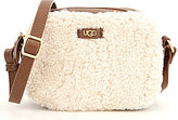 UGG Claire Box Sheepskin Cross-Body Bag
