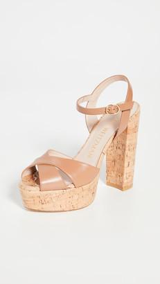 Stuart Weitzman Soliesse Platform Sandals