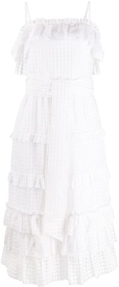 Temperley London Donna strappy dress