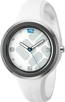 Columbia Women's CA017-100 Escapade Gem Analog Display Quartz White Watch