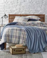 Lauren Ralph Lauren Sundeck Plaid Yarn-Dyed Reversible Full/Queen Down Alternative Comforter