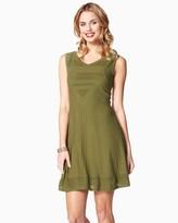 Charming charlie Elle Knit Dress