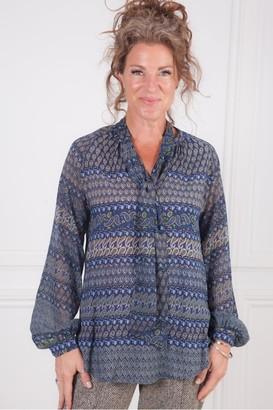 Riani Indaco Pattern Shirt - 8