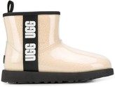 Thumbnail for your product : UGG laminated Classic snow boots