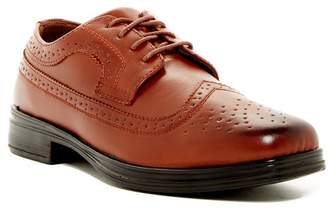 Deer Stags Ace Wingtip Derby - Multiple Widths Available (Toddler, Little Kid, & Big Kid)